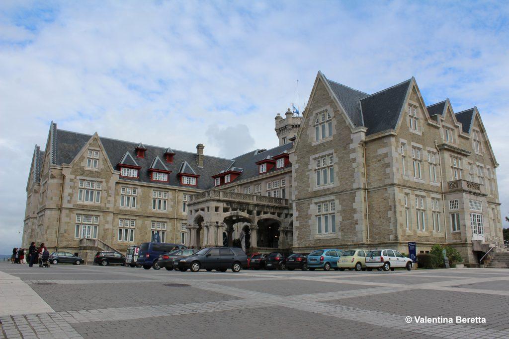 palazzo della magdalena santander