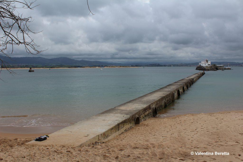 playa de los bikini santander