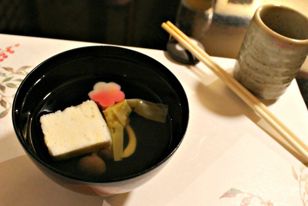 zuppa cucina kaiseki