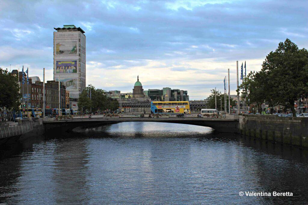 dublino itinerario irlanda
