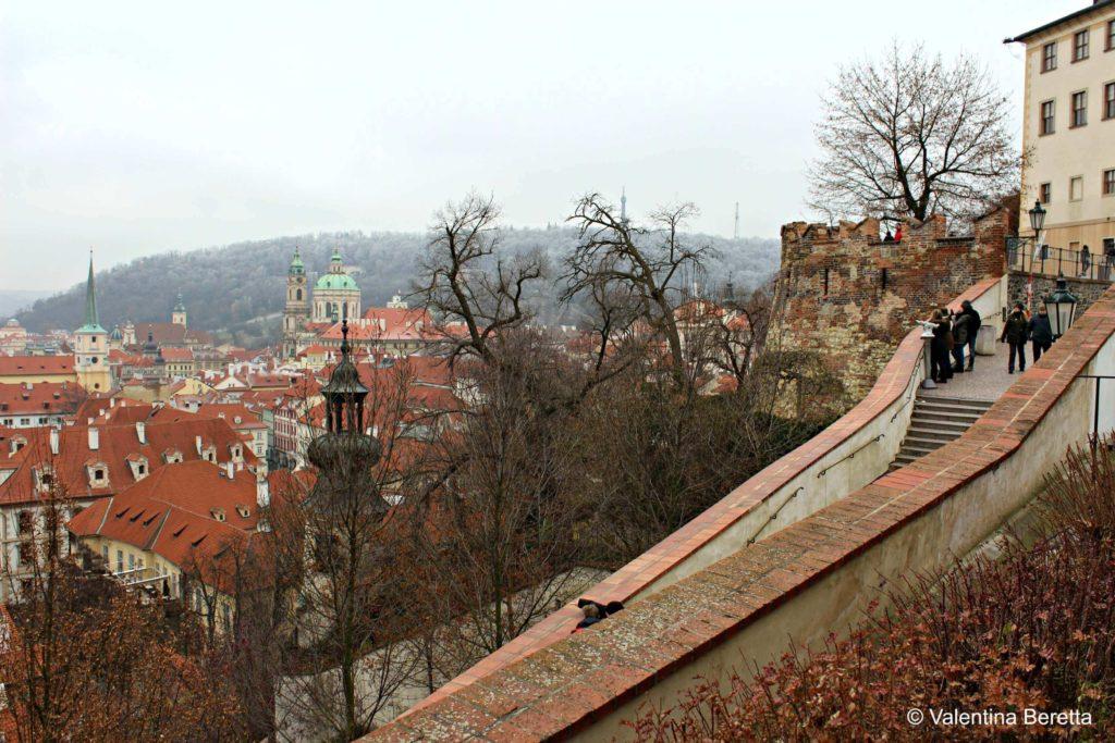 scala castello praga romantica