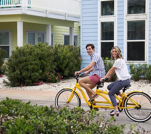 Date Activity: Tandum Bike Ride + FREE Giveaway