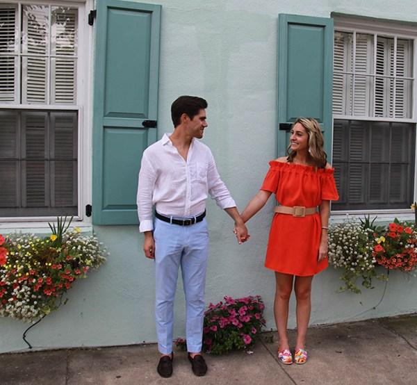 Walking the Streets of Charleston