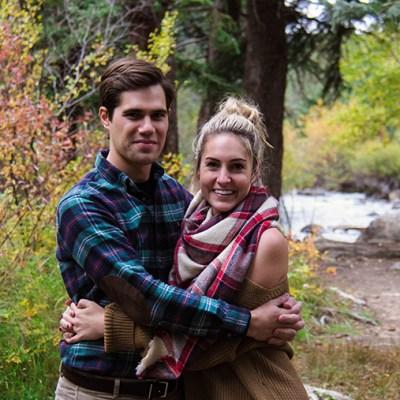 Hiking Through Colorado + Blanket Scarves You Need