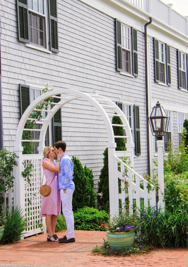 The Charming City of Edgartown