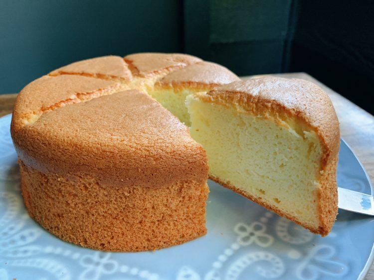 烘培|不失敗基礎戚風蛋糕 – 甜牙齒