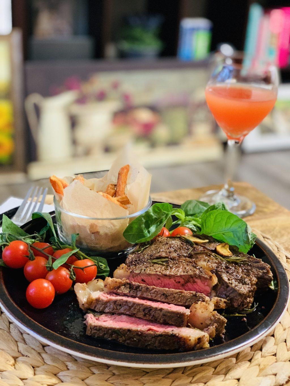 料理|香煎肋眼牛排 Ribeye Steak | 甜牙齒