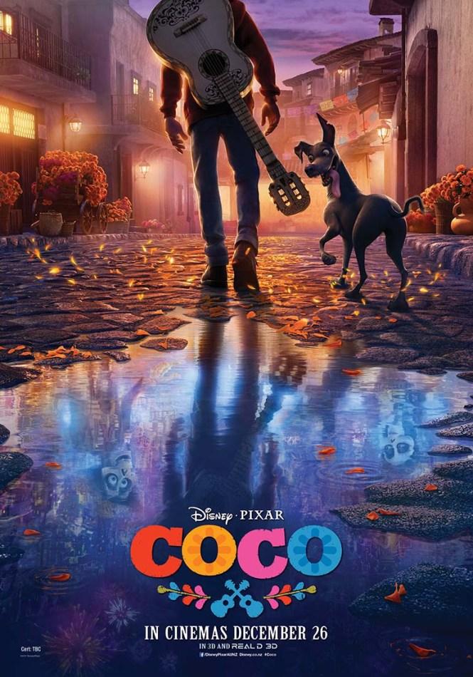 Disney Pixar Coco poster. Image via Walt Disney Studio | ICYMI June 20 | onetakekate.com
