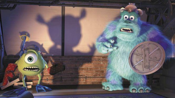 Monsters Inc. Image via | Giveaway! | onetakekate.com