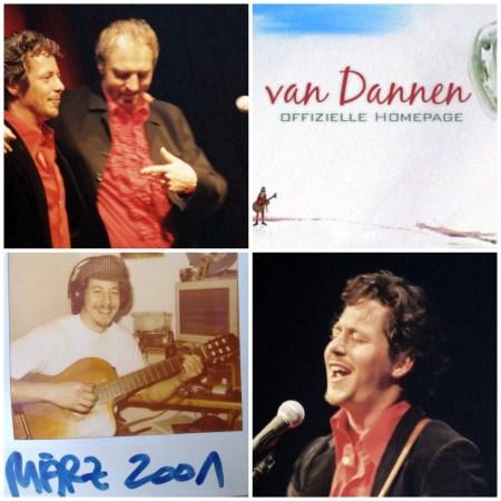One Tak e Toni, Funny van Dannen, Grooveman tour
