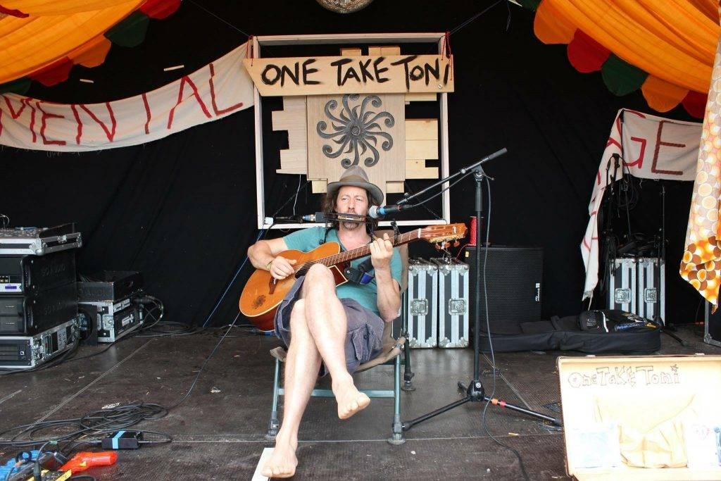 Burg Herzberg Festival, mental Stage, Hippie Festival, Anton Weber,