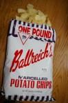Tiffin's favorite potato chips