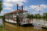 The Lorena Sternwheeler has sailed the Muskingum River for 3 decades