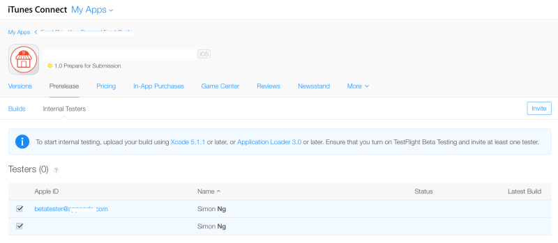 All about iTunes TestFlight | One Team