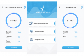 HealthCare IoT Application