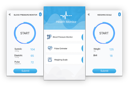 Internet of Medical Things Application