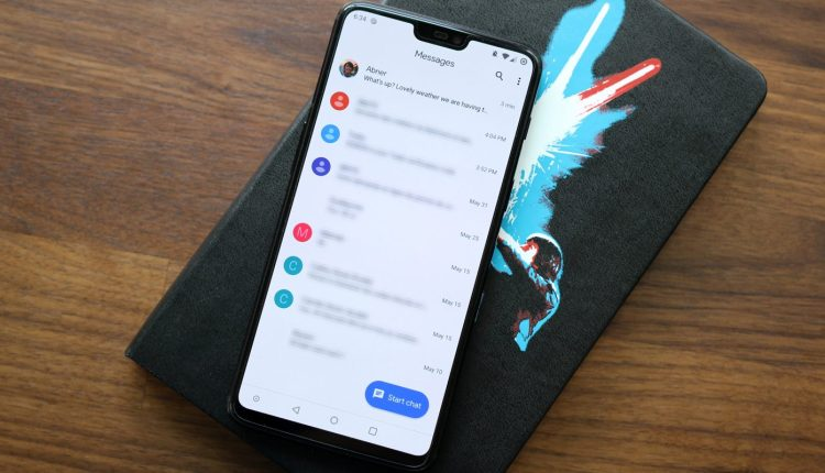 RCS, Android Messages