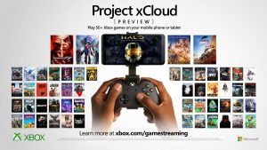 Microsoft Project xCloud, Xbox Game Pass Ultimate