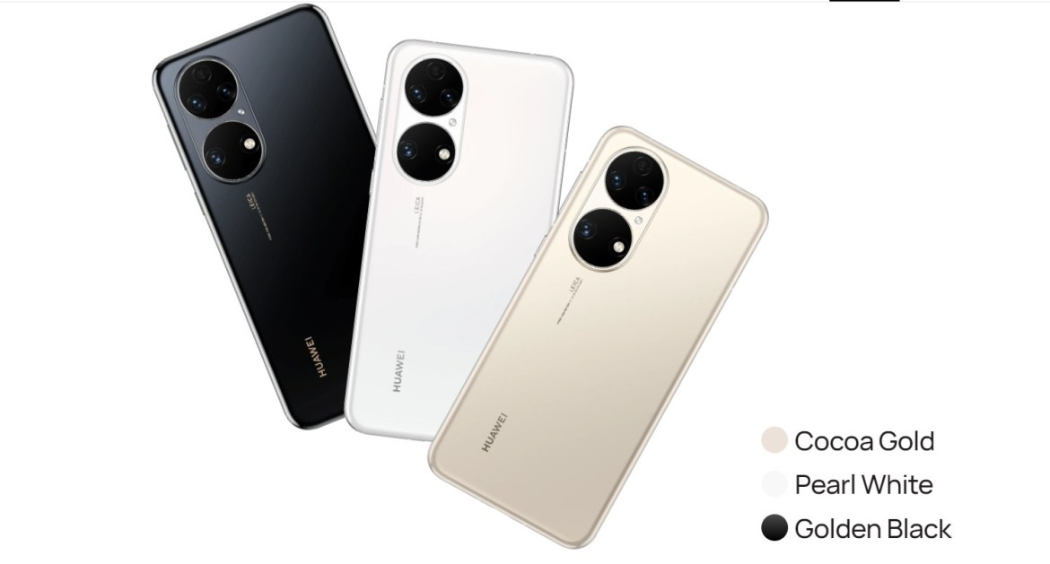 huawei P50 color variant