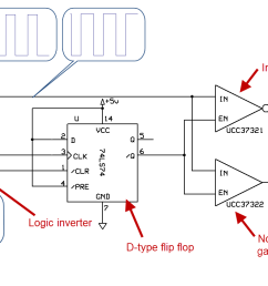 on the negative portion of the cycle the bottom diode conducts and charges the bottom capacitor the voltage across the load is the sum of the voltages on  [ 1850 x 734 Pixel ]