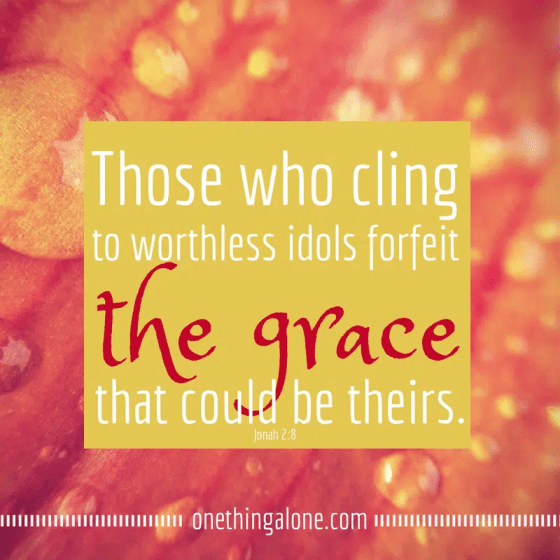 idols and grace