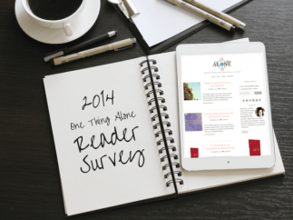 2014 reader survey