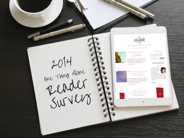 2014 reader survey