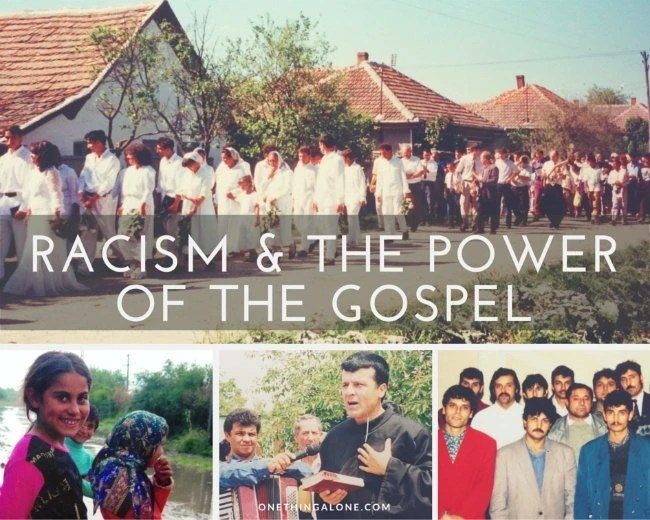 Racism and the Power of the Gospel