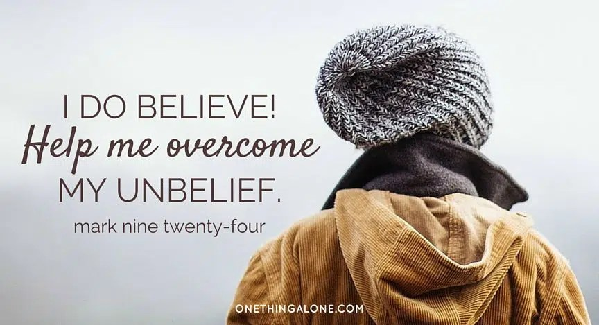 how to overcome doubt
