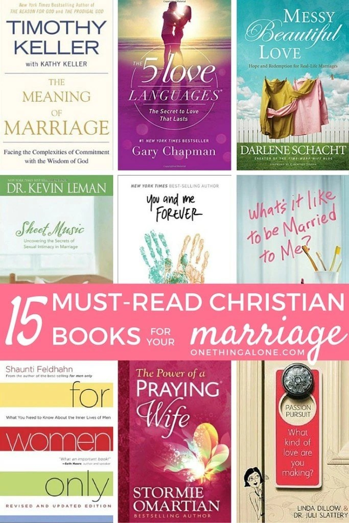 Books on christian marriage