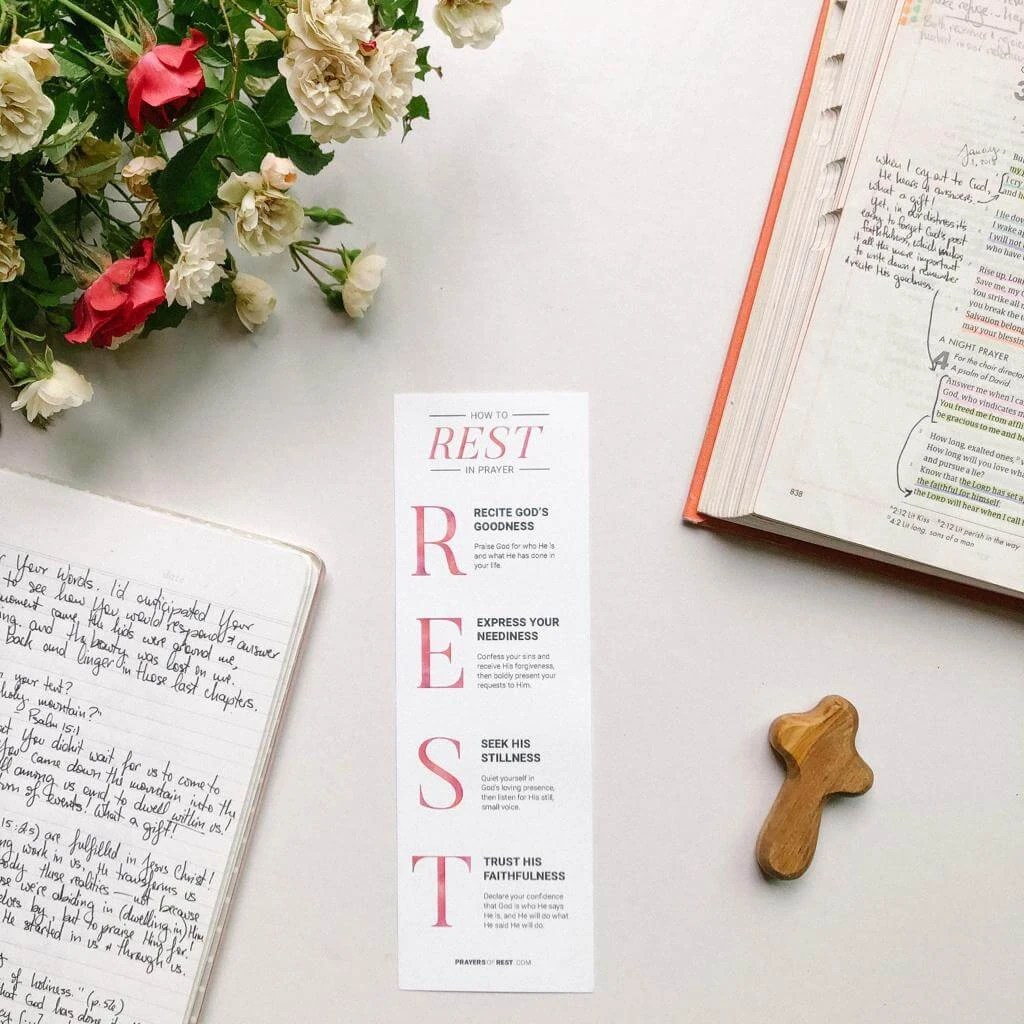 REST bookmark photo