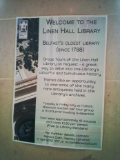 Linen Hall Library belfast 5