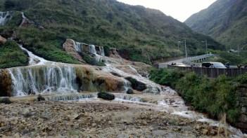 Golden Waterfall 4