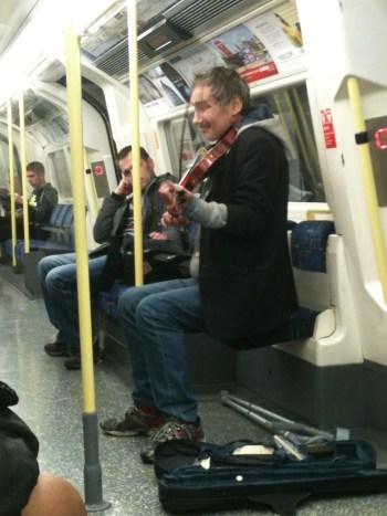 london street musician 1