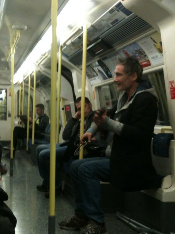 london street musician 2