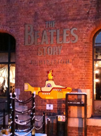 the beatles story liverpool 1