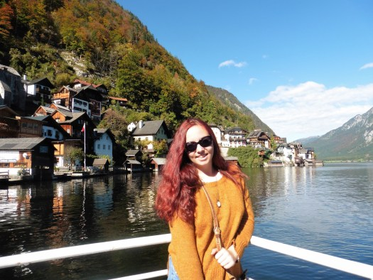 year abroad two months hallstatt