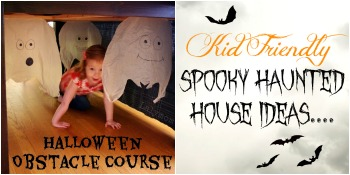 20 HAUNTED HOUSE Activities For Kids One Time Through