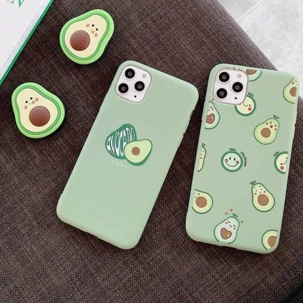Cute Cartoon Fruit Phone Case