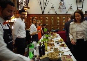 wine and catering
