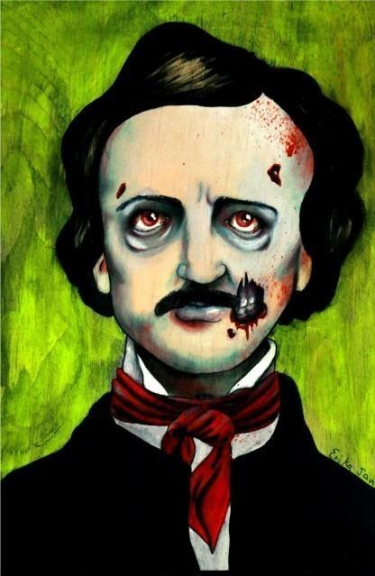 Shopping for the Bookworm Edgar Allan Poe Edition  A