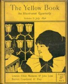 Cover of The Yellow Book by Aubrey Beardsley, 1894