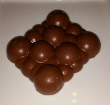 Dairy Milk Chocolate Bubbly