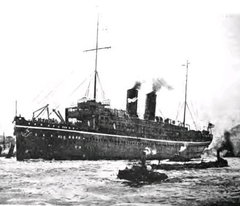 Image result for ss persia