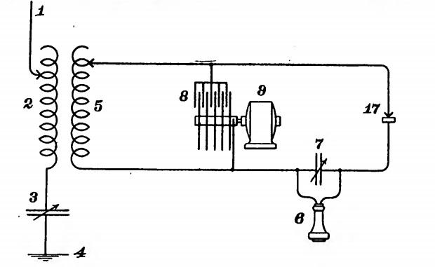Stupendous Crystal Radio Wiring Diagram Auto Electrical Wiring Diagram Wiring Database Gramgelartorg