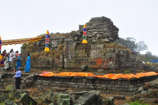 Mangala Devi Temple