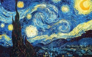 Starry-Night-By-Vincent-Van-Gough-Desktop-Wallpaper