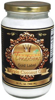 [Review & Giveaway] Tropical Traditions Coconut Oil