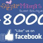 [Giveaway] Sugar Mama's 8K Facebook Fan Celebration – CLOSED