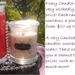 [Giveaway] Wickedly Scented Candle Company – CLOSED